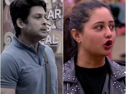 Bigg Boss 13: Sidharth calls Rashami 'chor'