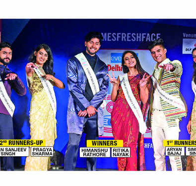 Delhi gets its freshest faces at the city finale