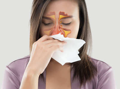 Suffering from sinusitis? Here are some simple Ayurvedic tips that work