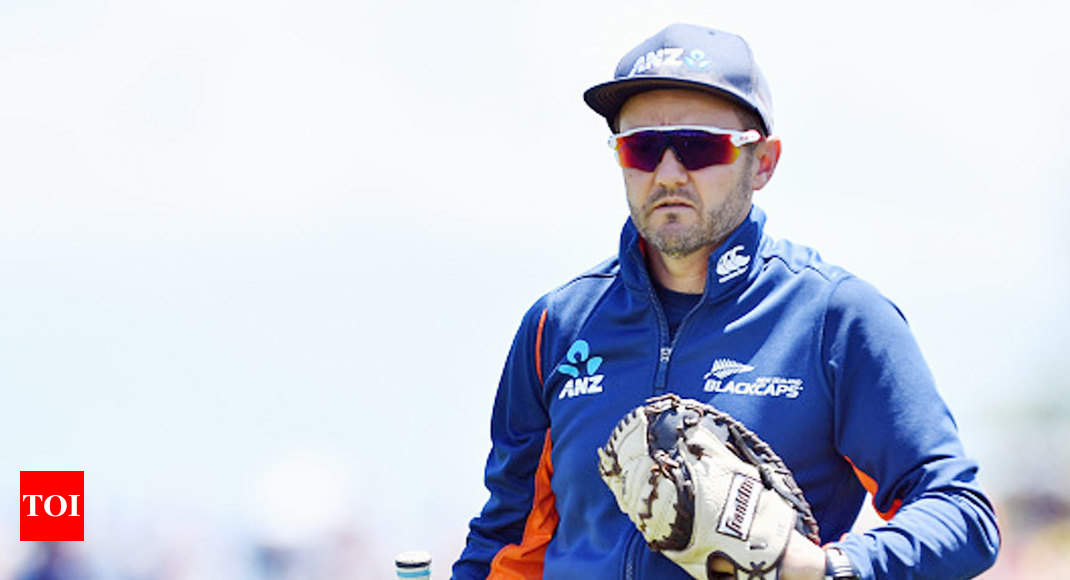 New Zealand are hard to beat at home, says Mike Hesson - Times of India
