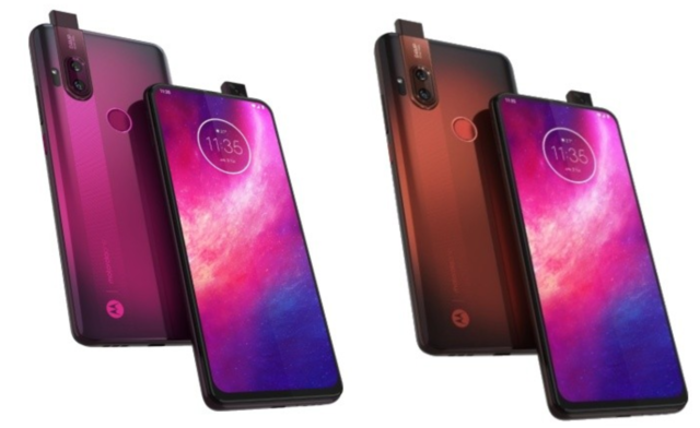Here's how Motorola's first pop-up camera phone may look like