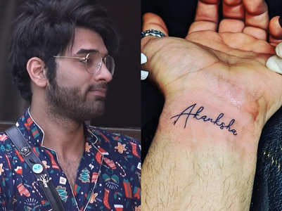 BB13: Paras reveals 'Akanksha' tattoo story