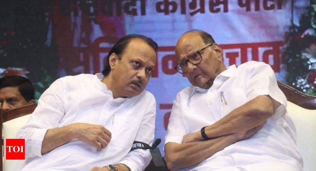Protracted, heated talks with Congress forced Ajit into BJP's arms: Sharad Pawar
