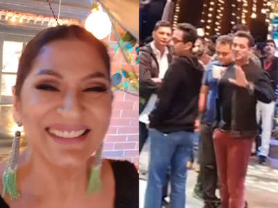TKSS: BTS video with BB13 host Salman Khan