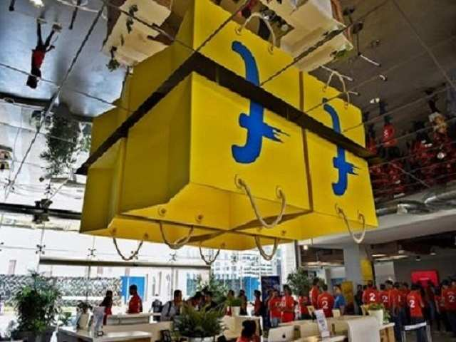 Flipkart India gets Rs 2,839 crore funding from parent company