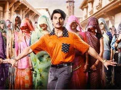 Ranveer's 'Jayeshbhai Jordaar' 1st look out!