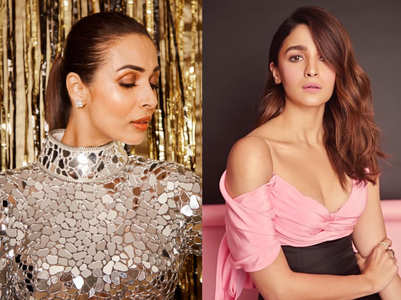 Who wore what at Filmfare Glamour & Style Awards