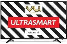 VU 40SM 40 inch LED Full HD TV
