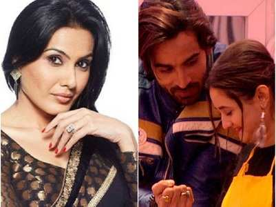 Kamya jokes Arhaan got 'patti' for Rashami