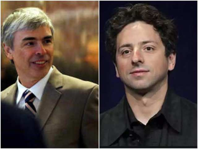 Read Google co-founders Larry Page and Sergey Brin's 'goodbye' letter to employees