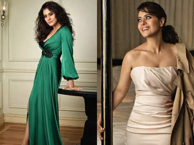 Kajol looks 25 at 45 in this GORGEOUS photoshoot