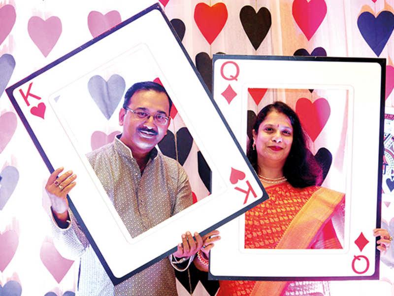 Manish and Nirja Agrawal (BCCL/ Arvind Kumar)