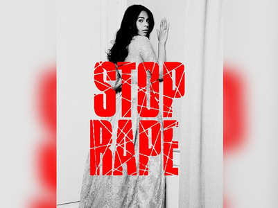 "Mallika Sherawat says, ""Stop rape now!"""