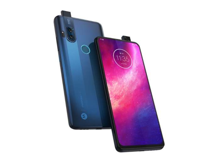 Motorola One Hyper with 64MP rear camera, pop-up selfie camera launched