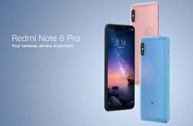Xiaomi Redmi Note 6 Pro is getting MIUI 11 update