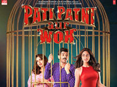 Movie Review: Pati Patni Aur Woh - 3.5/5