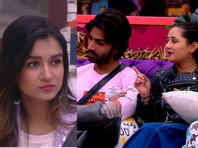 BB13: Shefali Bagga questions Arhaan, Rashami
