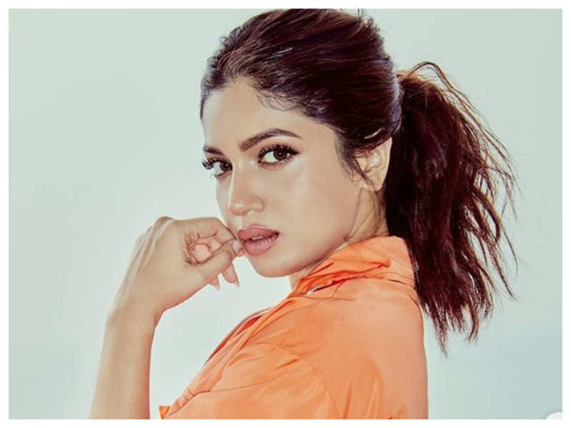 Bhumi Pednekar confesses to stalking THIS actress on social media