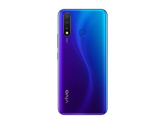 Vivo U20 with 5000mAh battery to go on sale today at 12pm on Amazon: Price and offers