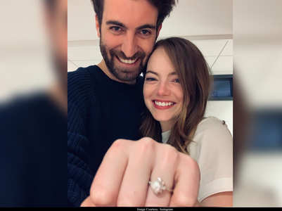 Emma Stone gets engaged to BF Dave McCary