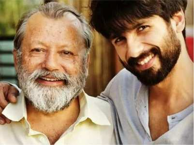 Pankaj to play Shahid's mentor in 'Jersey'