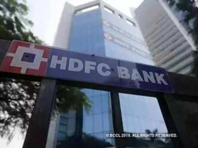 HDFC Bank online banking restored