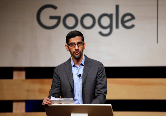 Why Sundar Pichai may have just got the 'toughest' job in the tech industry