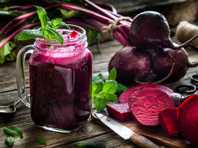 Why beetroot juice is the best post-workout drink