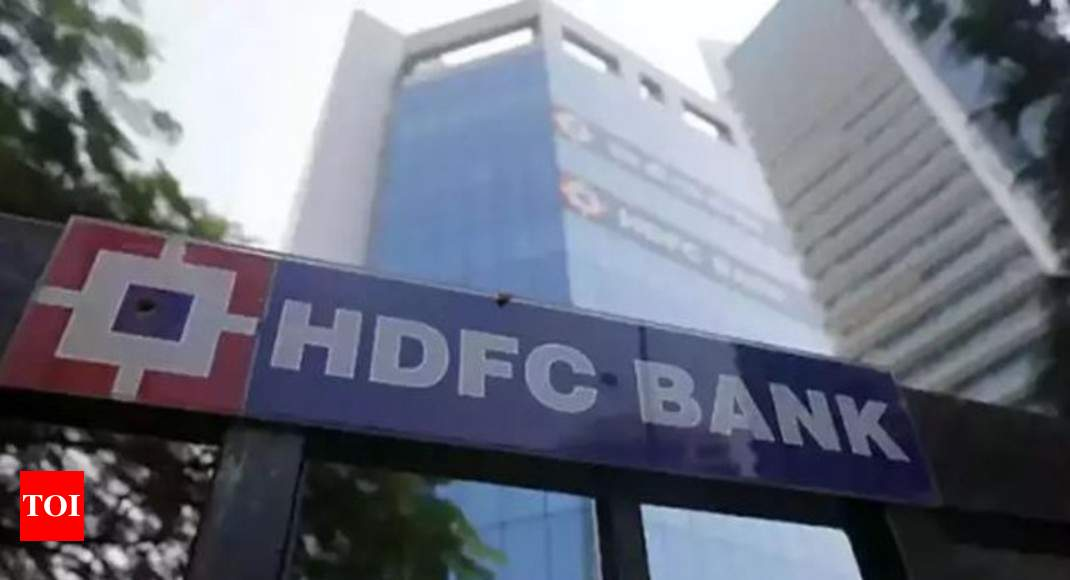 'RBI looking at HDFC net banking glitches'