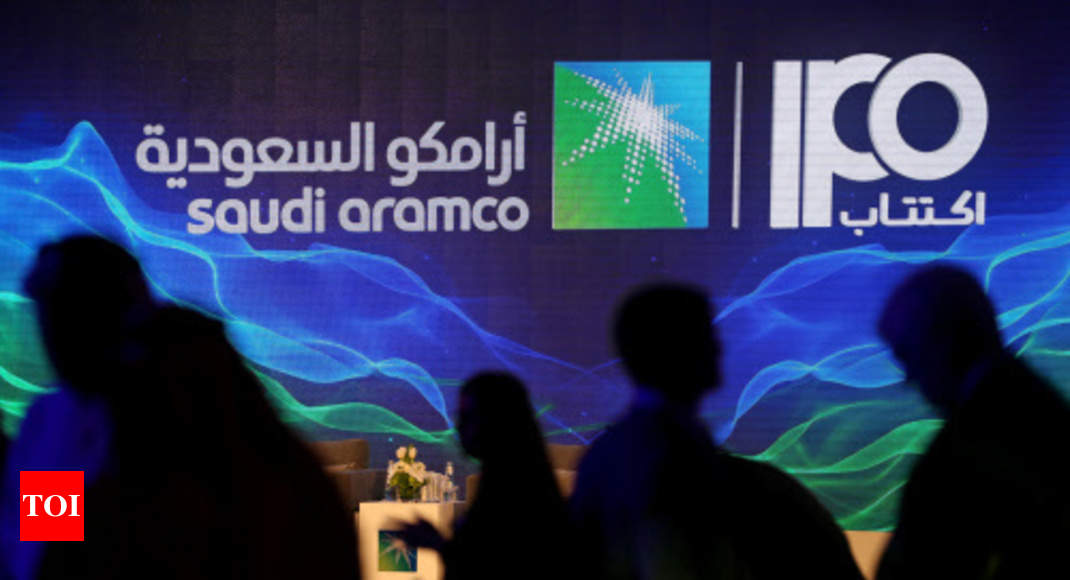 Saudi Aramco raises $25.6 billion in initial stock offering: Sources