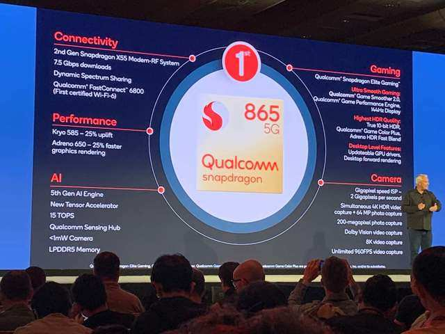 Qualcomm Snapdragon 865: What new you will see in 2020 high-end smartphones