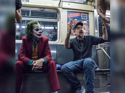 Todd is in no rush to work on 'Joker' sequel