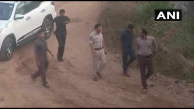Case Against 4 Rape Accused Killed In Hyderabad For