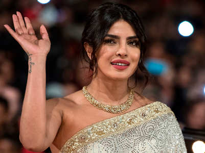 6 gorgeous photos of Priyanka Chopra in this stunning sari