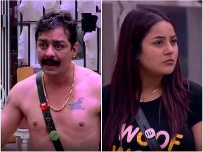 BB: Bhau calls Shehnaz Gill 'Rakhi aunty'
