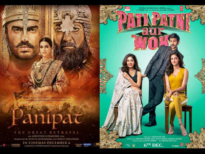 Panipat-Pati Patni Aur Woh early BO estimate