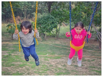 Taimur-Inaaya swing into the weekend