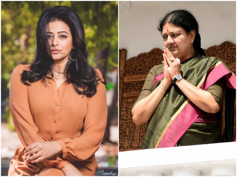 Priya Mani to play Sasikala in Thalaivi