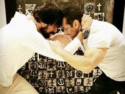 Sudeep on Dabangg 3 climax with Salman Khan