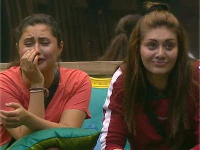 BB13: Rashami, Shefali J mock Mahira