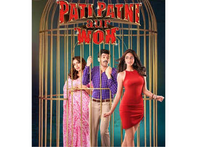 'Pati Patni Aur Woh' BO collection day 1