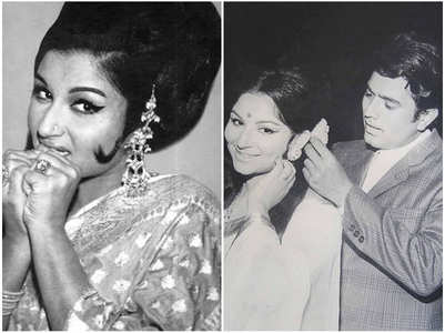 Bdy special: Throwback pics of Sharmila Tagore