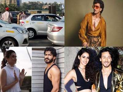 Ranveer's look, Disha's action hero & more