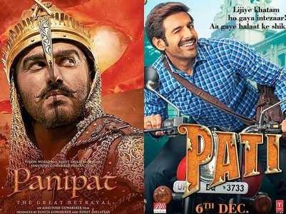 Box Office: Pati Patni Aur Woh Vs Panipat