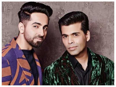Ayushmann to work with KJo in his next?