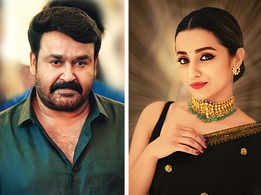 Mohanlal and Trisha's action thriller to be shot in multiple countries