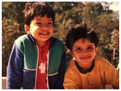 DP's childhood pic with BFF is way too cute