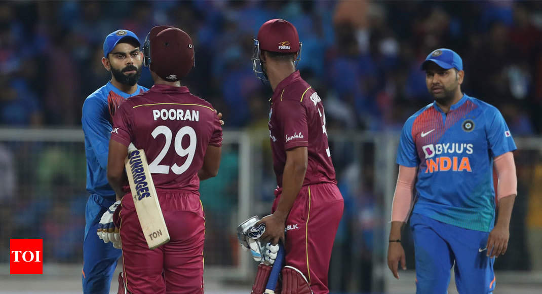 India vs West Indies, 2nd T20I: West Indies level series with 8-wicket win over India
