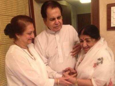 Dilip Kumar calls Lata his 'choti behen'