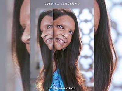 Deepika announces Chhapaak's trailer release